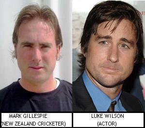 Luke Wilson & Mark Gillespie