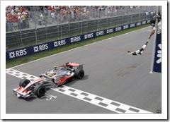 Lewis Hamilton - Pic Courtesy BBC Sport