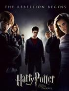 Harry Potter and The Order Of ThePhoenix