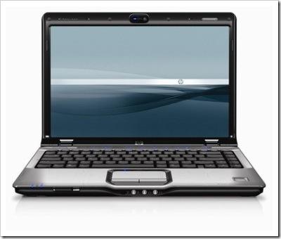 HP DV 6500t