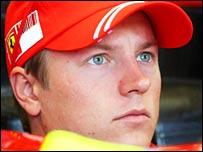 Kimi Takes Belgian GPPole