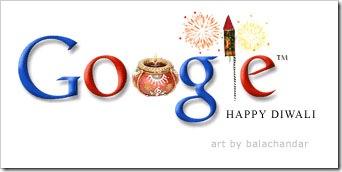 Google Diwali Logo
