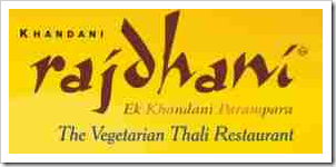 Rajdhani Thali Logo