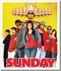 Sunday Hindi Movie