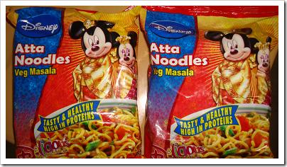 Disney Noodles