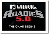 MTV Hero Honda Roadies 5.0