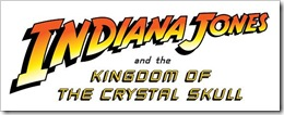 Indiana Jones and the Kingdom of the Crystal Skull Logo