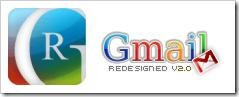 GMail Redesigned V2.0
