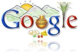 Google Pongal Logo