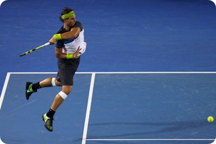 Rafael Nadal - 2009 Australian Open Champion