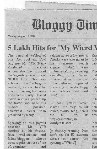 5 Lakh Hits