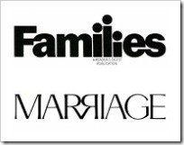 Families Marriages Logo