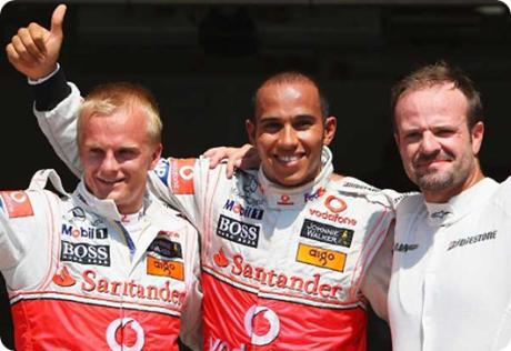 Grand Prix of Europe Qualifying