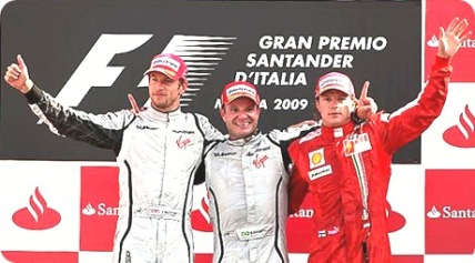 Italian Grand Prix Winners