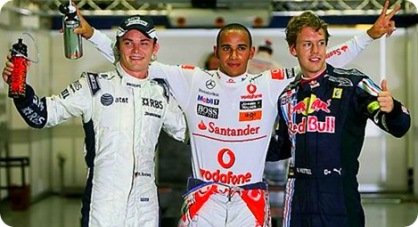 Singapore Grand Prix Qualifying