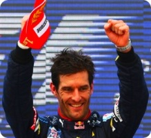 Mark Webber Wins Brazilian Grand Prix