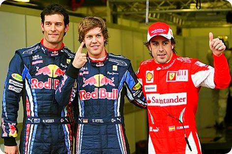 Australian Grand Prix Qualifying - Pic Courtesy Formula1.com