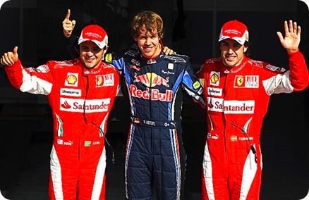 Bahrain GP Qualifying - Image Courtesy Reuters