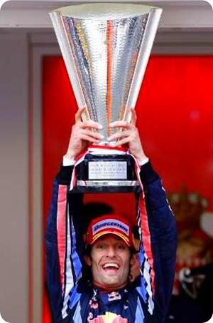 Webber Wins at Monaco