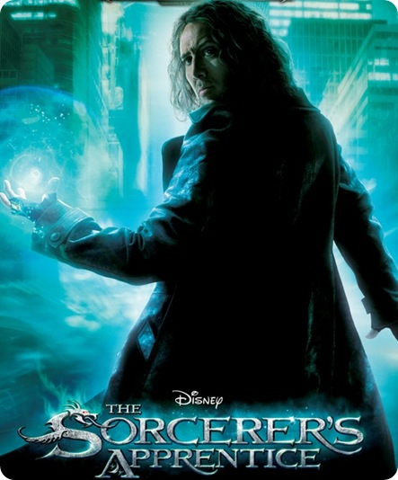 The Sorcerer's Apprenice