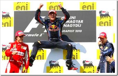 Hungarian Grand Prix Winners