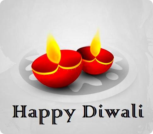 Happy Diwali Greetings Animated