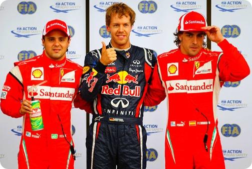 Canadian Grand Prix - Qualifying