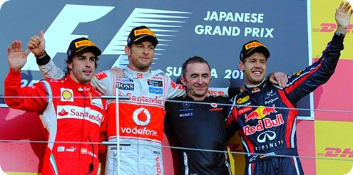 Japanese Grand Prix - Sunday Race