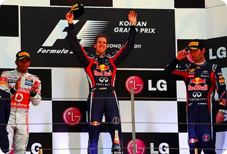 Korean Grand Prix - Results