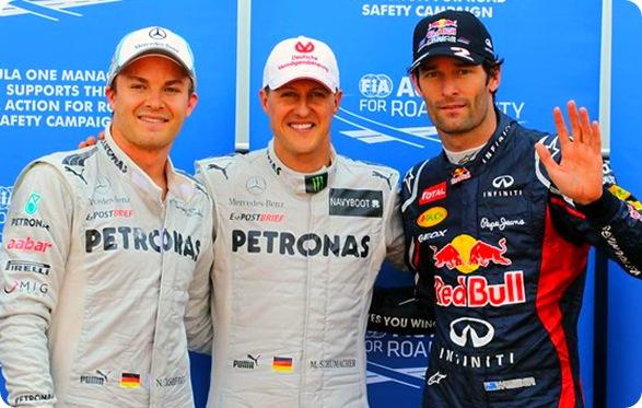 Monaco GP Qualifying