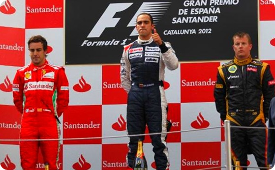 Spanish Grand Prix Winners