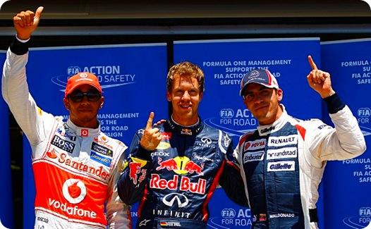 European Grand Prix Qualifying