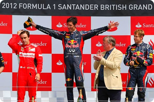 British Grand Prix Race Winners
