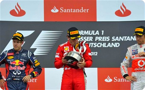 German Grand Prix Winners